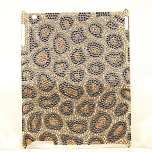 M & F Western Women's Embellished Leopard Ipad 4 Case Leopard One Size