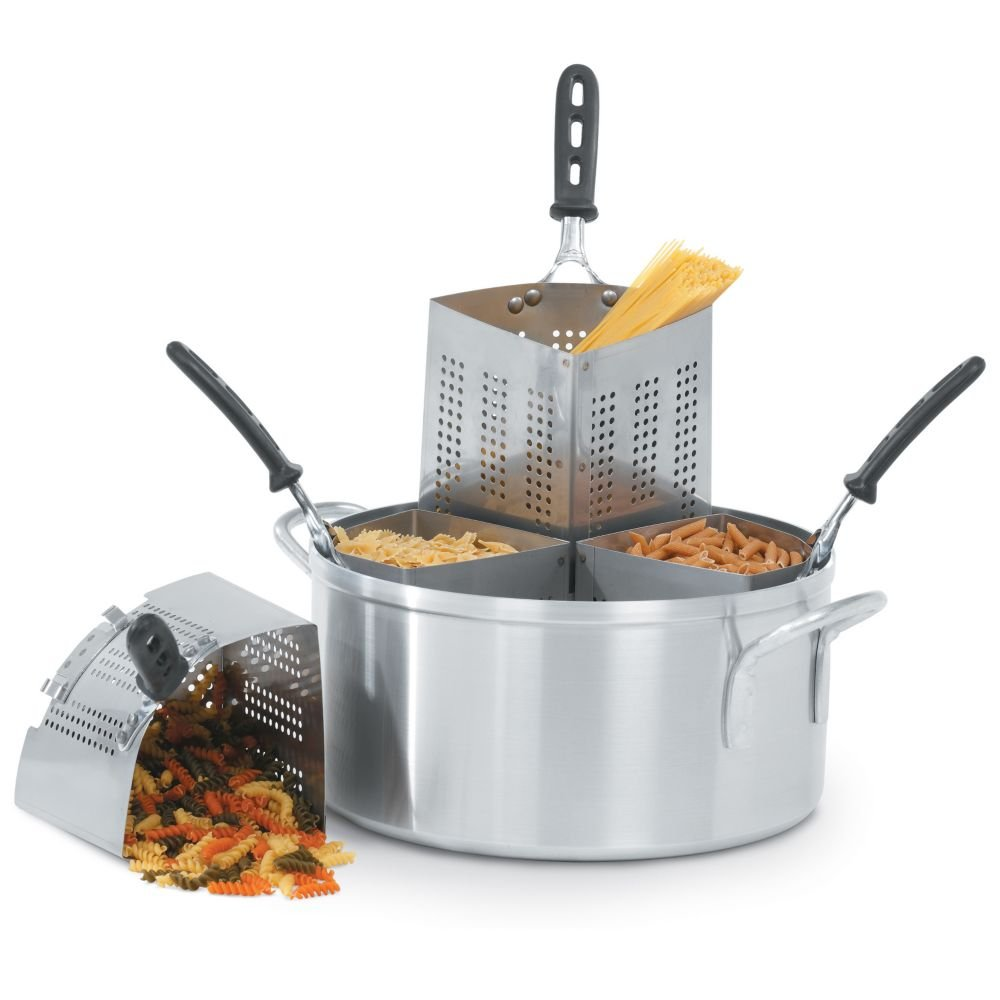 Wear-Ever Complete Pasta Cooker Set w/ Four Inserts