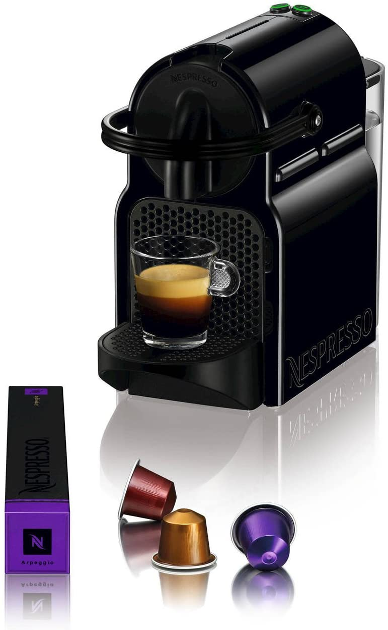 Nespresso Inissia Original Espresso Machine by De'Longhi, best espresso machines under 200 - Espresso Machine Amazon