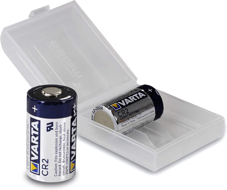 2x Varta Cr2 Cr17355 3v Lithium Batterie In Elektronik