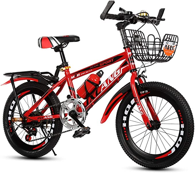 Bicicletas para niños Velocidad Variable niña niño Carretera con ...