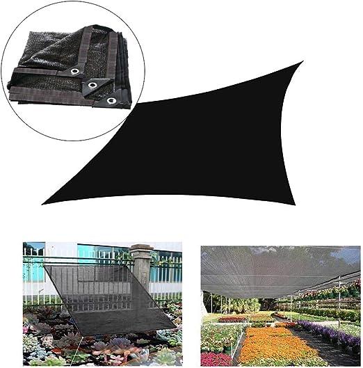 MEGAN Sombra de Sol Sombra Protector Solar Tela de Sombra Resistente a Rayos UV Red 70% Tipo de Sombra Jardín Piscina Flor Planta Invernadero Mascota, 6.56 * 13.12ft: Amazon.es: Jardín