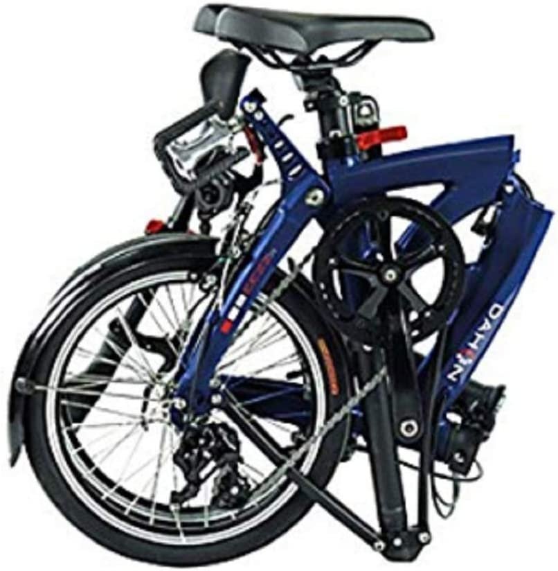 Dahon Eezz D3, Bicicleta Plegable Unisex Adulto, Azul Oscuro, 16 Pulgadas: Amazon.es: Deportes y aire libre