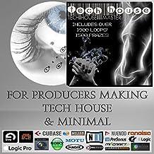 Tech House - Minimal Master - WAV PACK - Ableton live, Cubase, Fl Studio, Bitwig, Logic pro, Native Instruments etc..