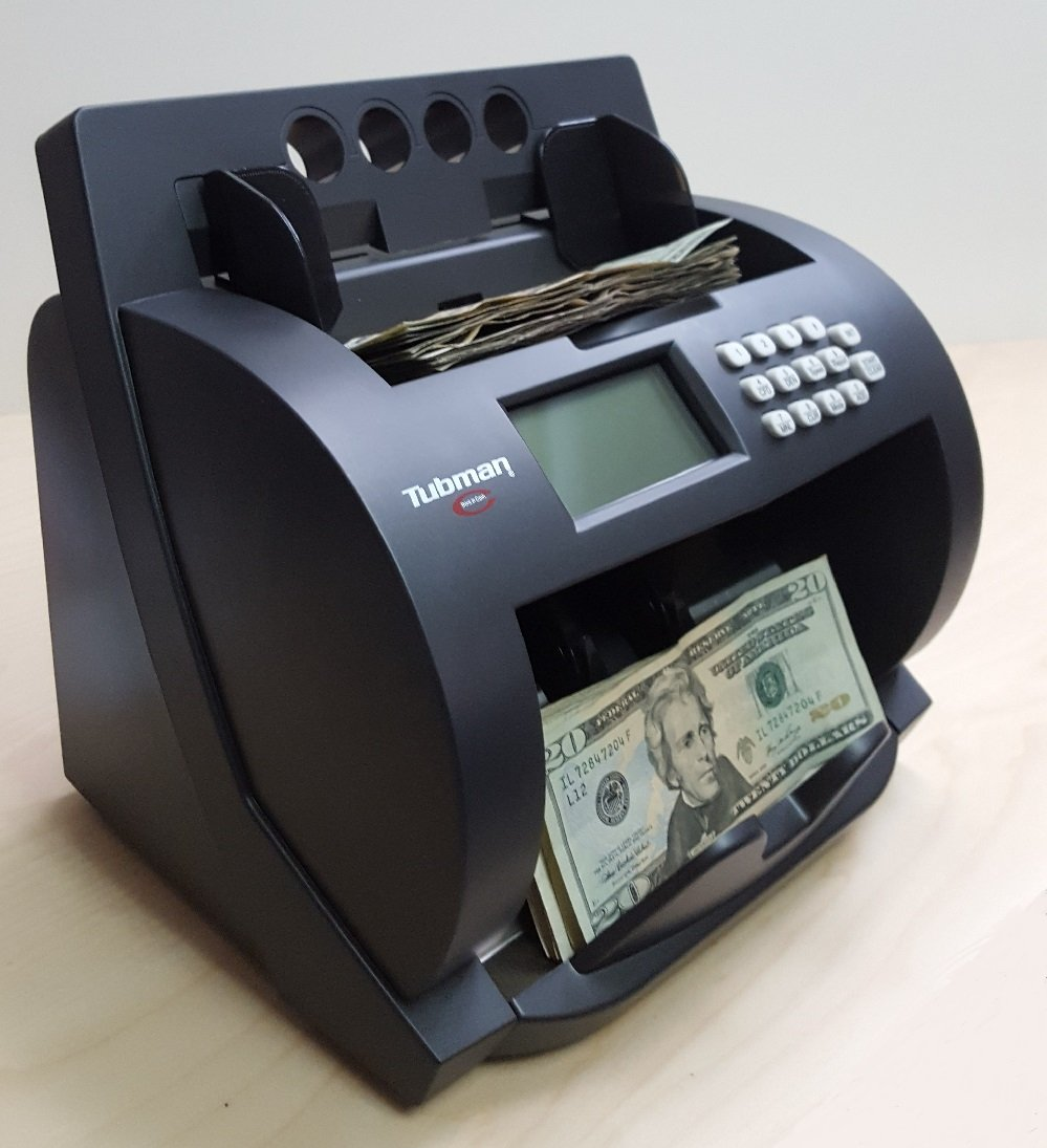 Amazon.com : CURRENCY COUNTER / BLACK BEAST / 1604088 / 1800 Bills per Minute : Office Products