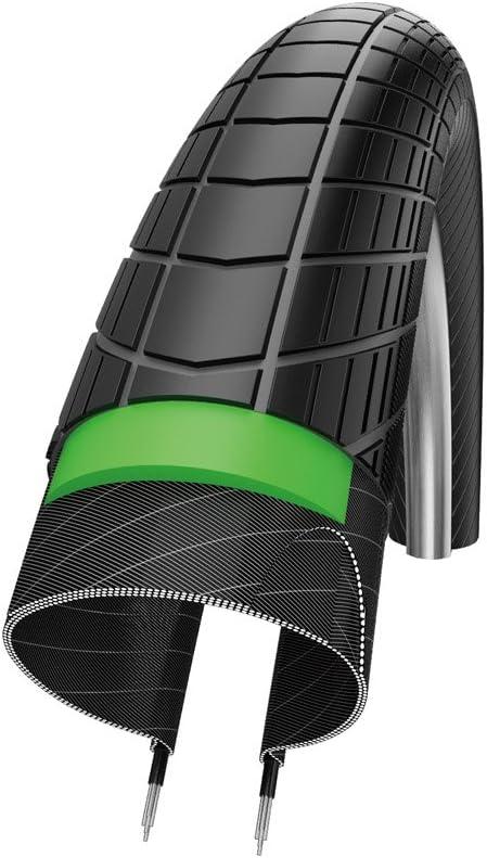 Schwalbe Big Apple 26 x 2.15 Performance RaceGuard in Black//Reflex
