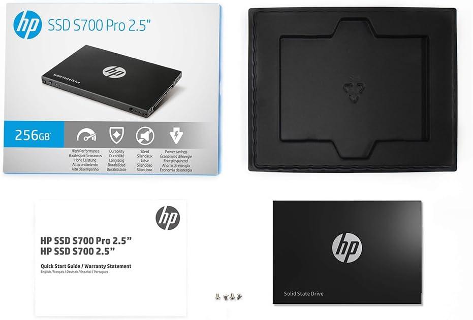 2AP97AA#ABL HP S700 Pro 2.5 128GB SATA III 3D TLC Internal Solid State Drive SSD