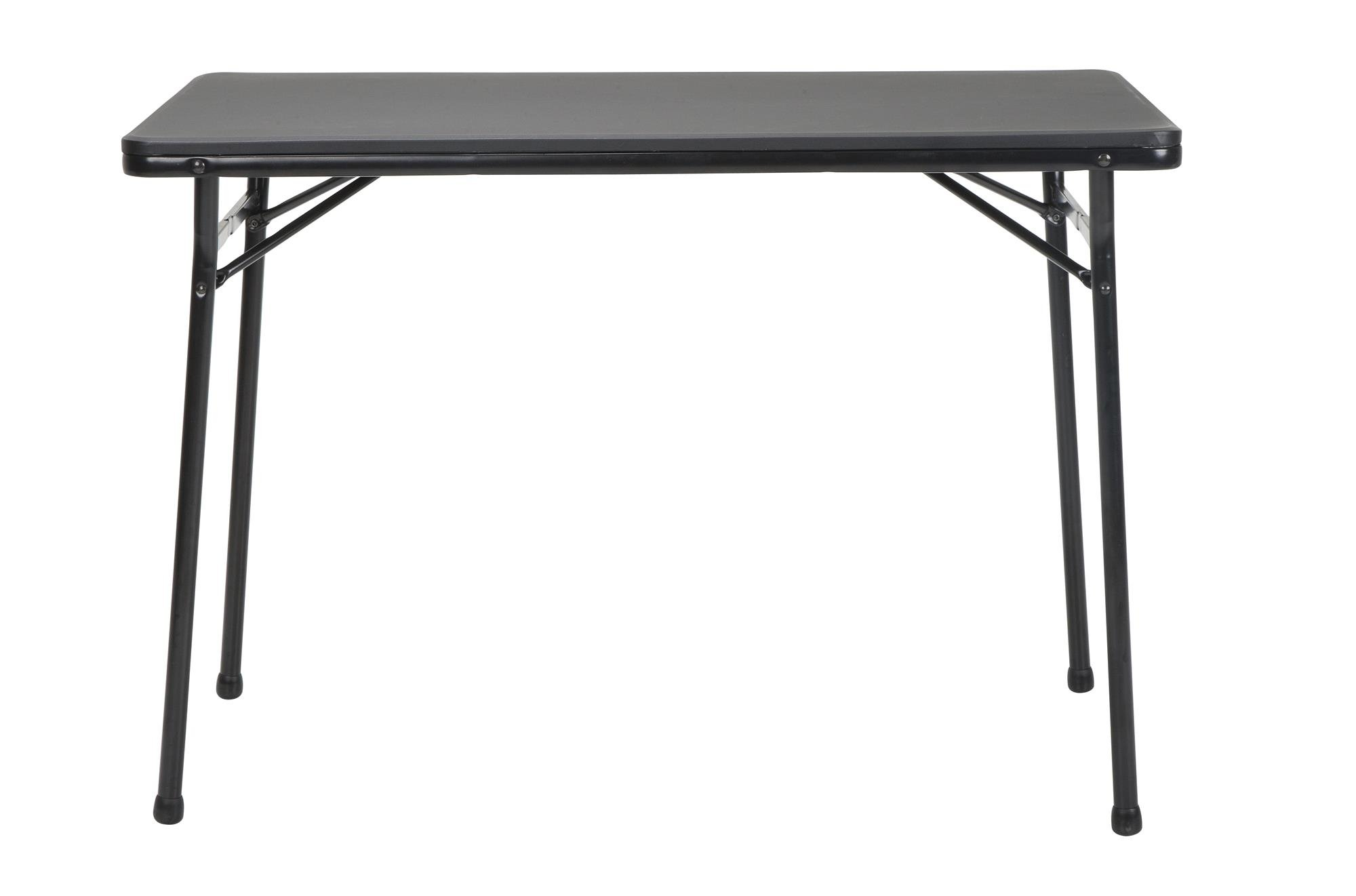 Cosco Products COSCO 3 Piece Indoor Outdoor Table and 2 Bench Tailgate Set, Black by Cosco Products (Image #8)
