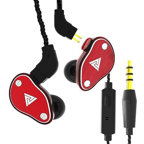SamMoSon 2019 Auriculares In-Ear Auriculares con Microfono ...