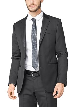 online store e43f8 c99c5 SIR Oliver Men's 12.411.84.4871 Suit, Black (Black 9999 ...