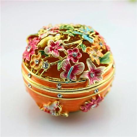 Cajas de joyería para regalos de boda, manualidades, joyería, cajas de almacenamiento,