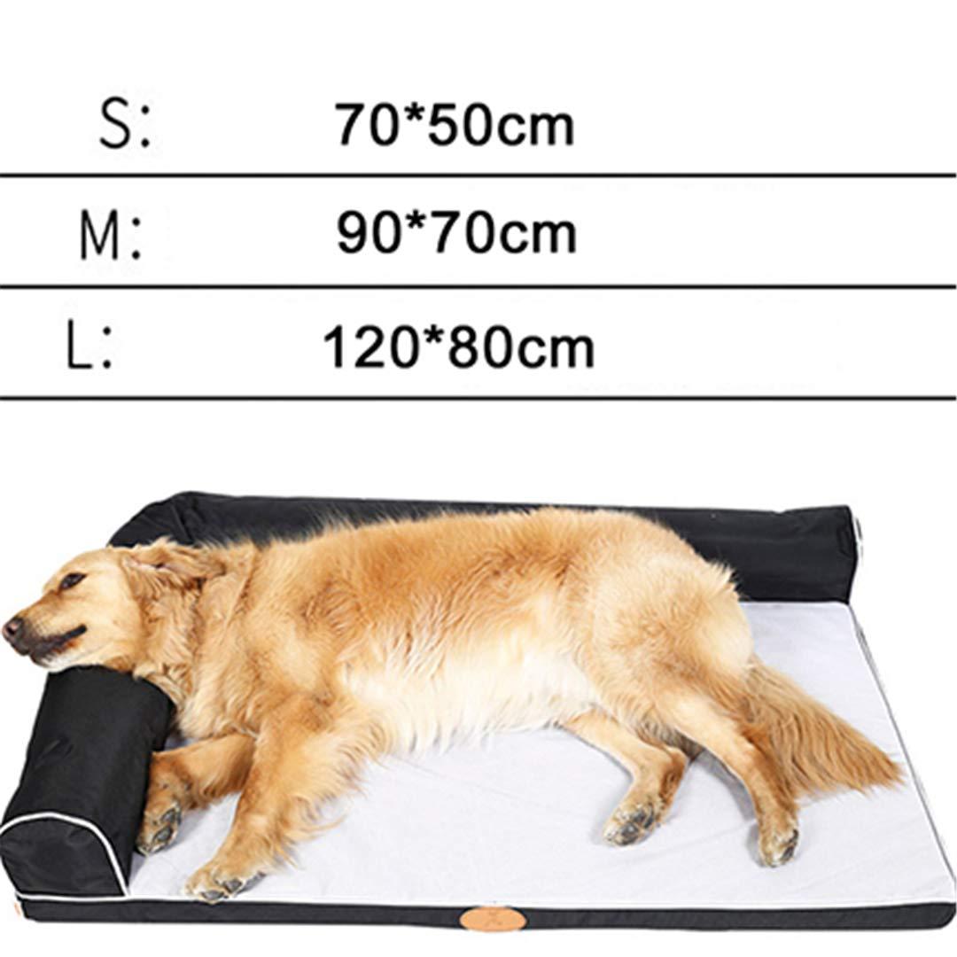 Green Large Green Large Pet Cute Print Cartoon Bed Warming Dog House Soft Waterproof Nylon Material Sofa All Seasons