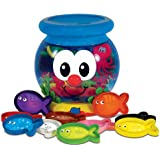 The Learning Journey: Learn with Me, Color Fun Fish Bowl