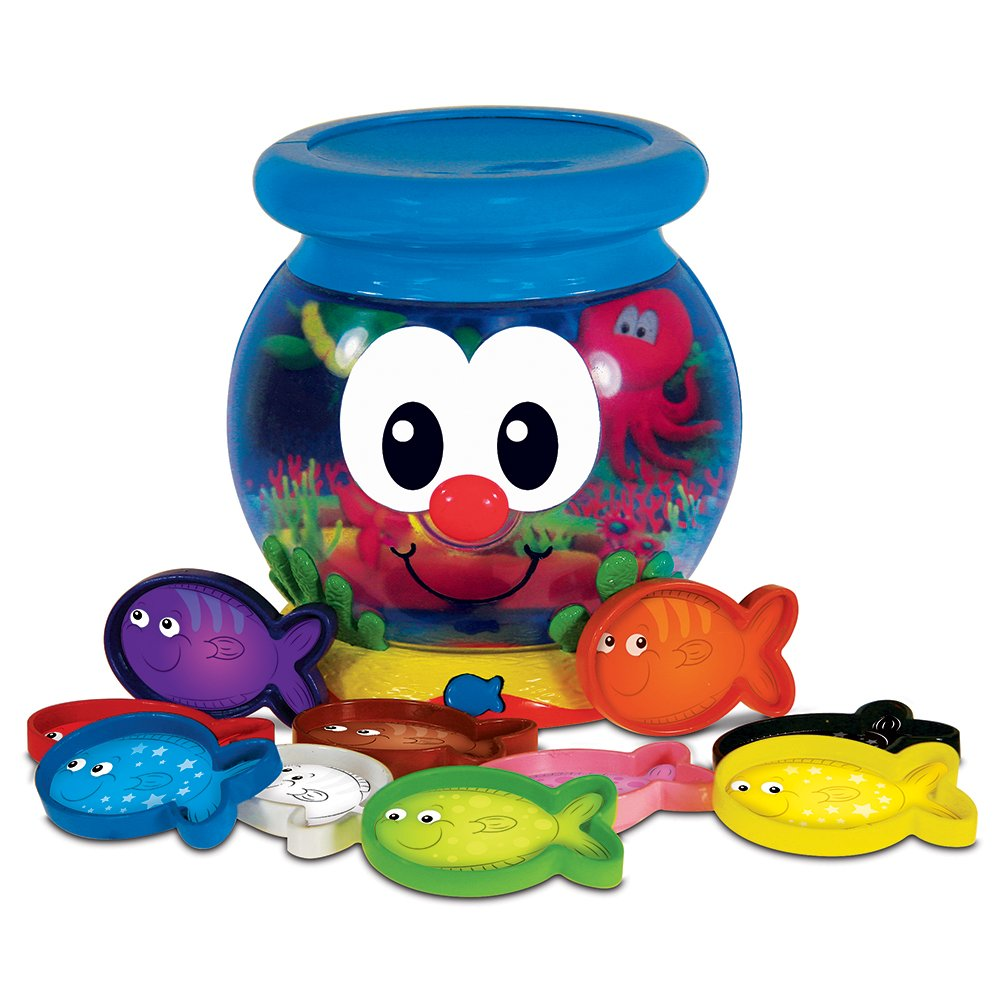 The Learning Journey Learn with Me, Color Fun Fish Bowl by The Learning Journey: (Image #2)