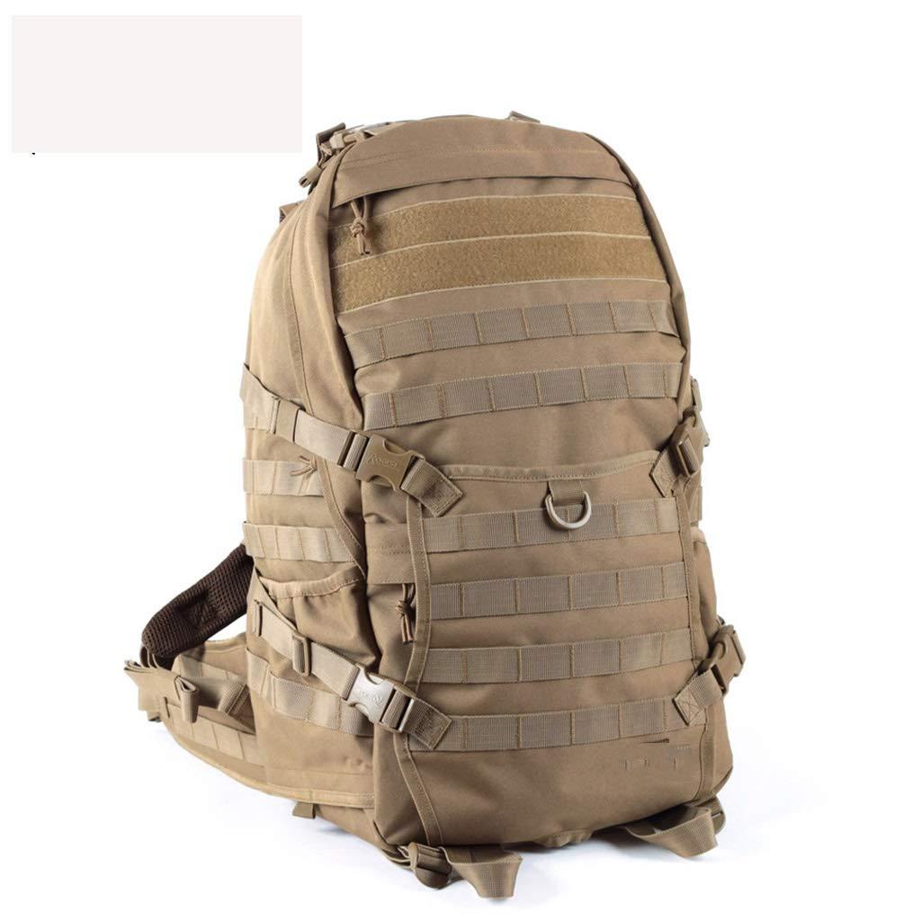 YQCS●LS 軍曹キャンプ戦術的なマーチングバックパック登山キャンプハイキングアタックパッケージ旅行ハイキングデイパック。 B07PMHKVHB