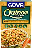 Goya Foods Quinoa Blend Wild Rice Carrots & Mushrooms, 6 Ounce (pack of 12)
