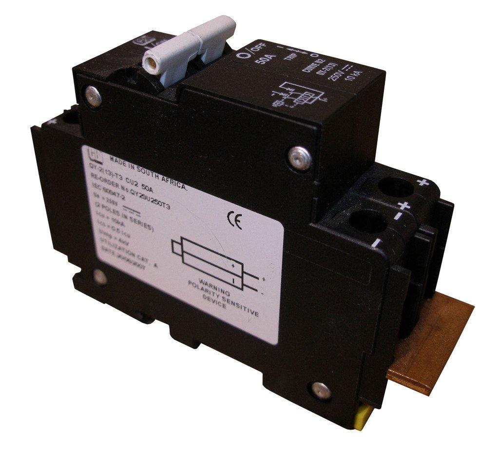 MidNite Solar Breaker 15A 300VDC MNEPV15