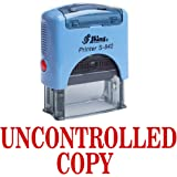 CONTROLLED COPY Self Inking Rubber Stamp Office Stationary ... Controlled Copy Stamp