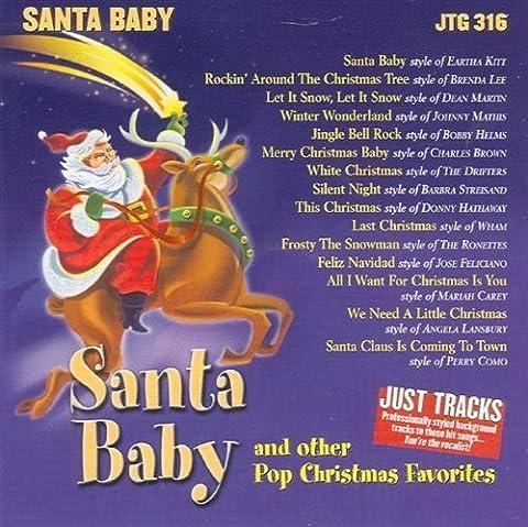 Santa Baby - And Other Pop Christmas Favorites (Karaoke) - Pocket Songs Karaoke