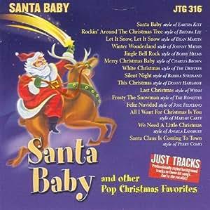 Santa Baby & Other Pop Chr - Karaoke: Santa Baby & Other ...
