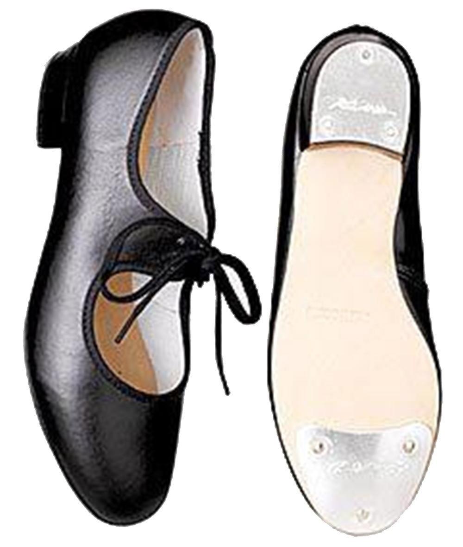 Mujer Starlite Con Sintética Claqué De Encore Zapatos Tacón Bajo WHaZPBq