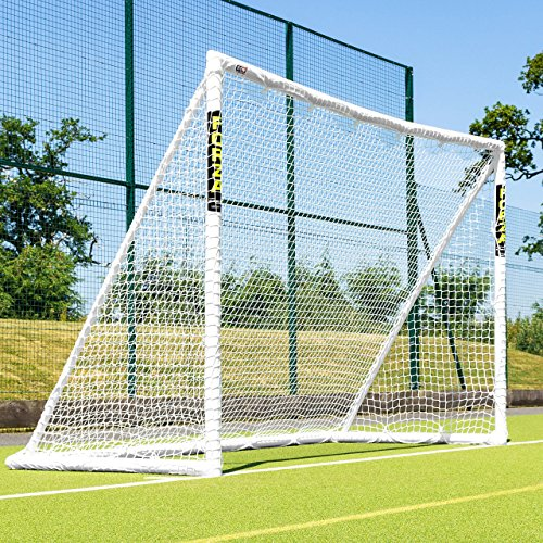Forza Junior Field Hockey Goal - 10 foot x 6 foot Weatherproof uPVC Field Hockey Training Goal [Net World Sports]