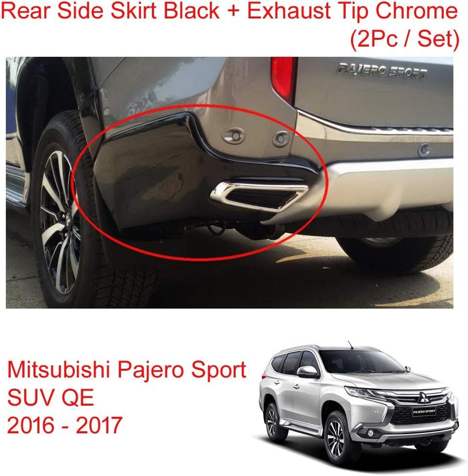 año 1998-2016 Juego de tapetes para Mitsubishi Pajero sport I