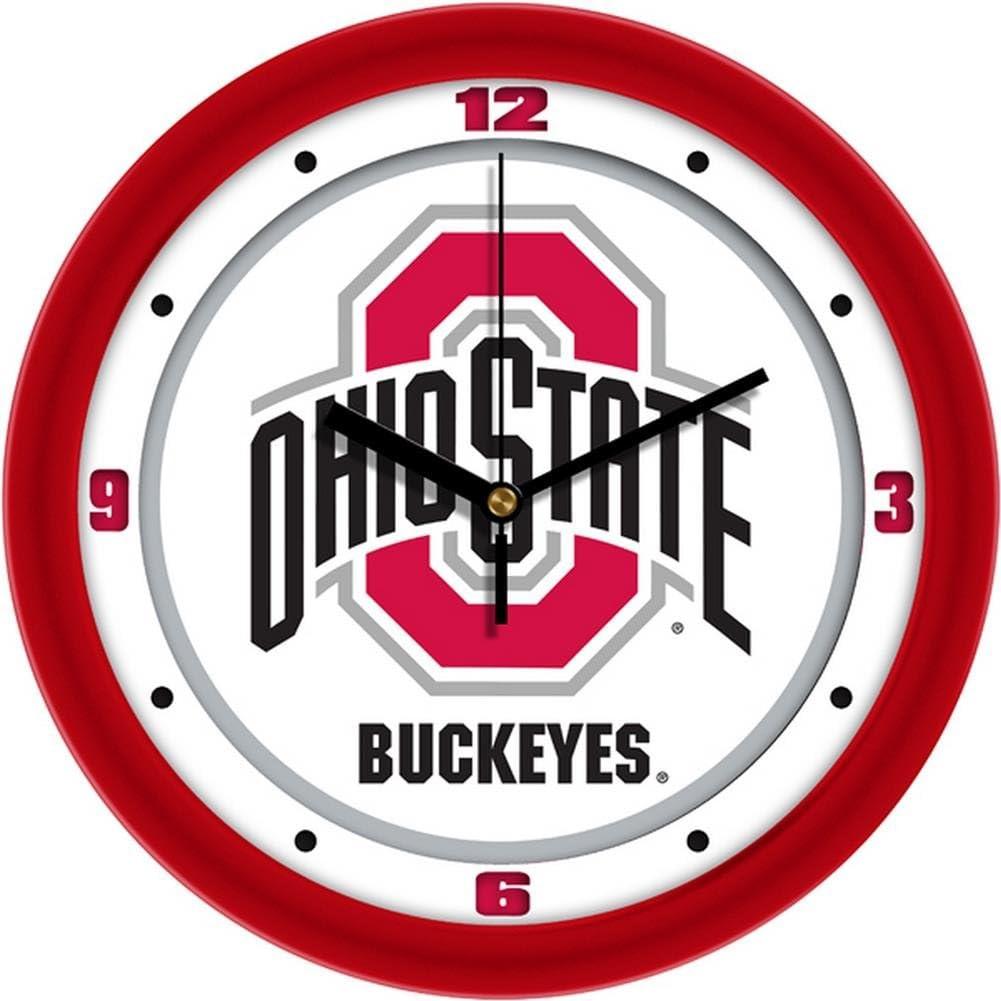 SunTime NCAA Unisex-Children Wall Clock