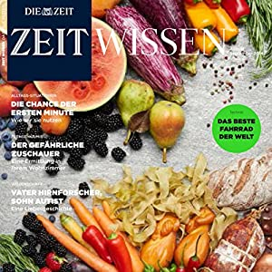 ZeitWissen August / September 2014 Audiomagazin