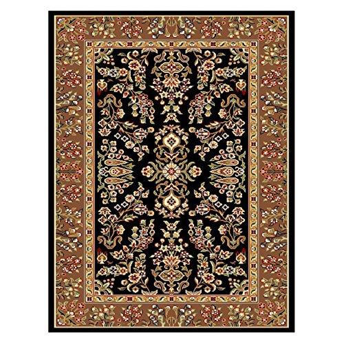 traditional-rug-lyndhurst-polypropylene-2150gr-sqm-black-tan-black-tan-traditional-53-x-76-medium-re