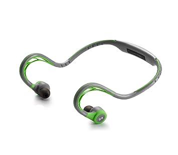 Auriculares Running Deportivos, Mucro Auriculares Bluetooth 4.0 Correr Inalámbricos Auricular Ruido de Cancelación CVC 6.0 In ear con Manos Libres Sport ...