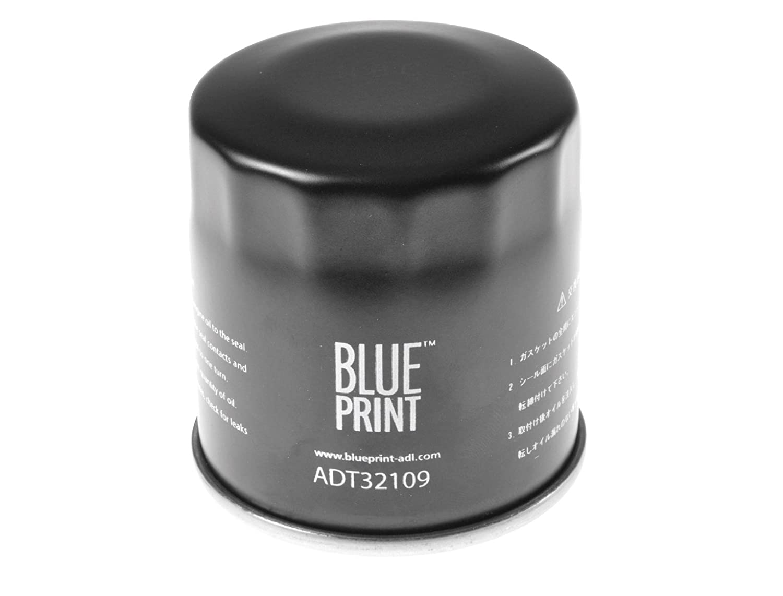 Blue Print ADT32109 oil filter - Pack of 1: Amazon.co.uk: Car ...