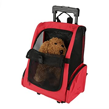 5b44e0c4aed8 Portable Pet Travel Carrier   Backpack Luggage