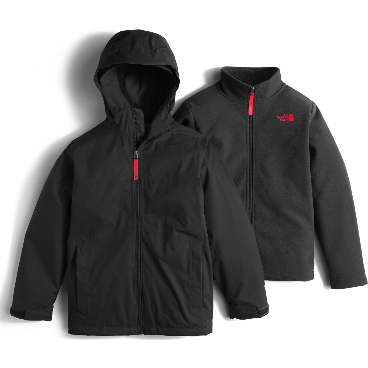 The North Face Chimborazo TriClimate Jacket TNF Black Boys M