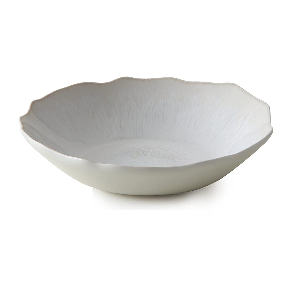北東ニコチンチューリップ光洋陶器 黒艶 スープボウル 20cm 51134016