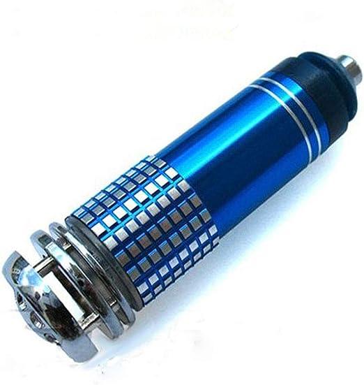 HW Coche purificador de Aire ionizador Generador de ozono Bar Mini Limpiador de 3,1 x 0,9 Pulgadas (Color : Blue): Amazon.es: Hogar