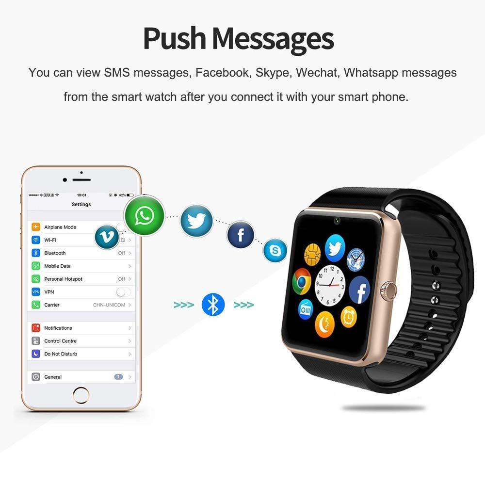 Amazon.com: VTech Kidizoom Smart Watch Plus – Rosa (enviados ...