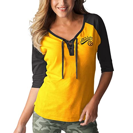 on sale 56768 86d0d Amazon.com : Pittsburgh Steelers Women's