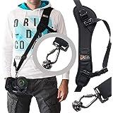 Ocim Camera Strap,Camera Sling Strap with Safety Tether, Adjustable and Comfortable Neck/Shoulder Belt for DSLR/SLR…