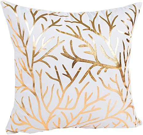 Cushion Cover 18/'/' Waist Polyester Pillow Sofa Home Decor Throw Case