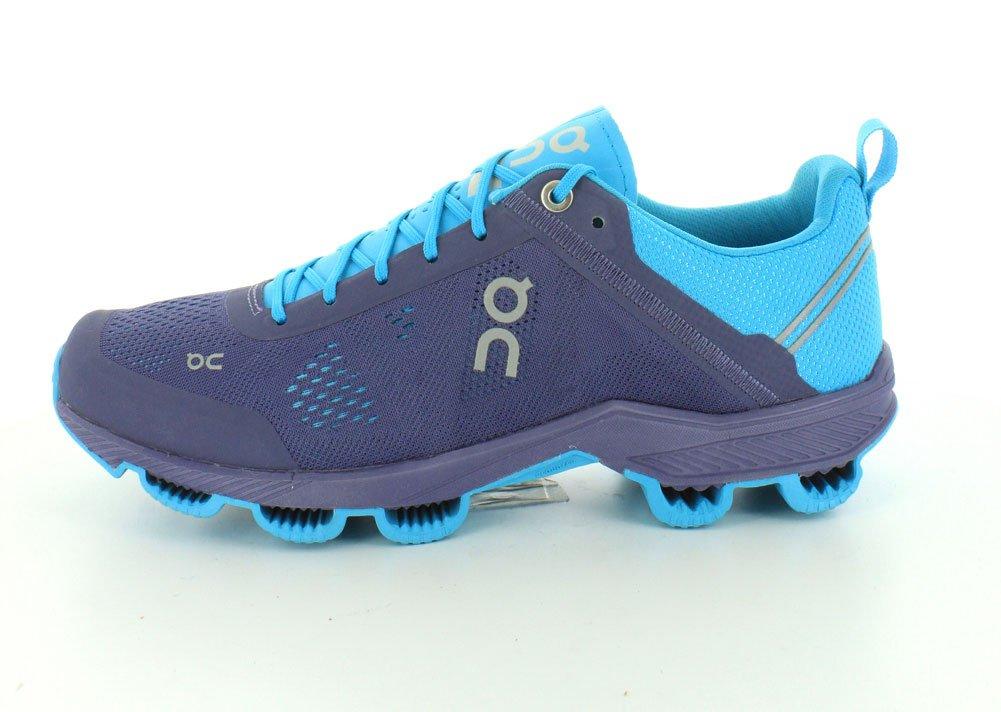 ON Women's Cloudsurfer Sneaker B00YYJ3ZCS 6 B(M) US|Velvet/Blue