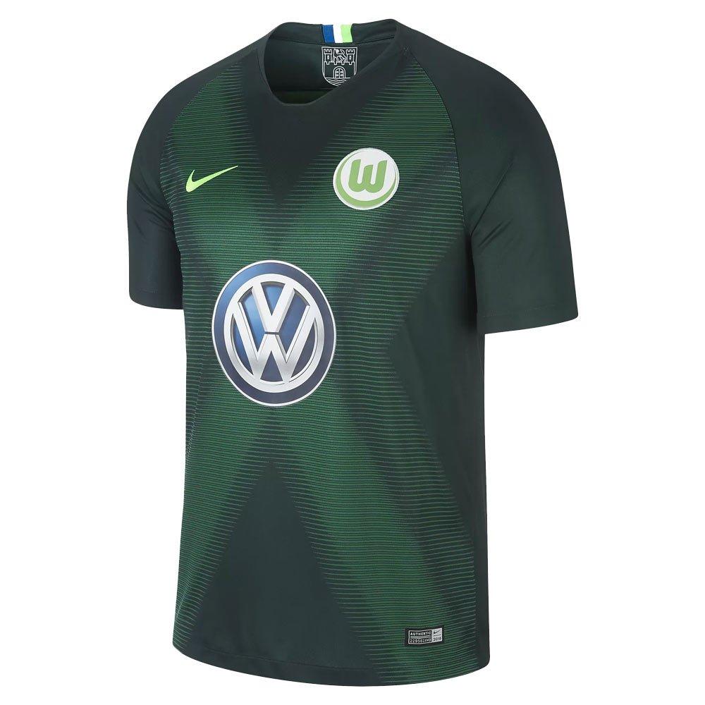 Nike Kinder VFL Wolfsburg Stadium Heim Trikot