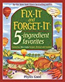 #5: Fix-It and Forget-It 5-Ingredient Favorites: Comforting Slow-Cooker Recipes, Revised and Updated
