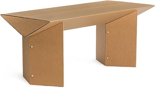 Stange Tisch Tabula RASA aus Pappe: : Küche & Haushalt