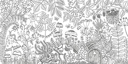 Enchanted Forest An Inky Quest Coloring Book PrevNext