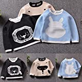 Product review for VIASA Baby Sweater, Baby Girls Boys Knitted Warm Pullover Knitted Tops Outfits Clothes Sweater Tops For Kids Sweater Blouse