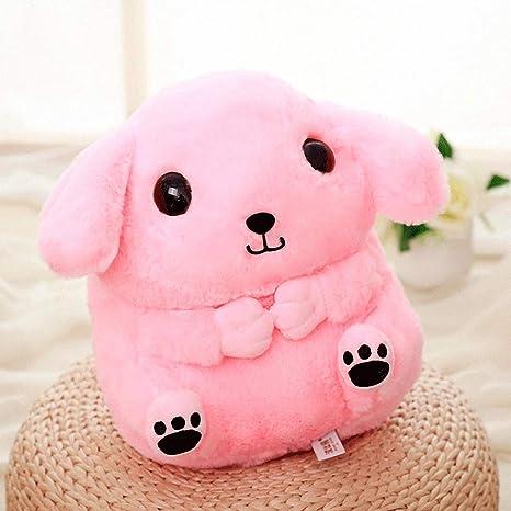 Amazon.com: Chubby Furry - Almohada de peluche para perro ...