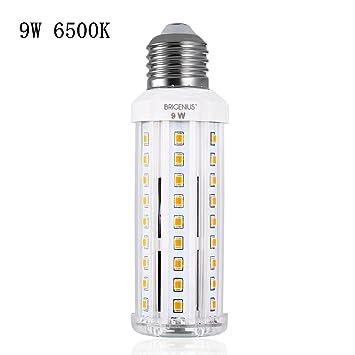 e27 9w mazorca bombillas led de bajo consumo: amazon.es: electrónica - Lamparas De Bajo Consumo Para Bano