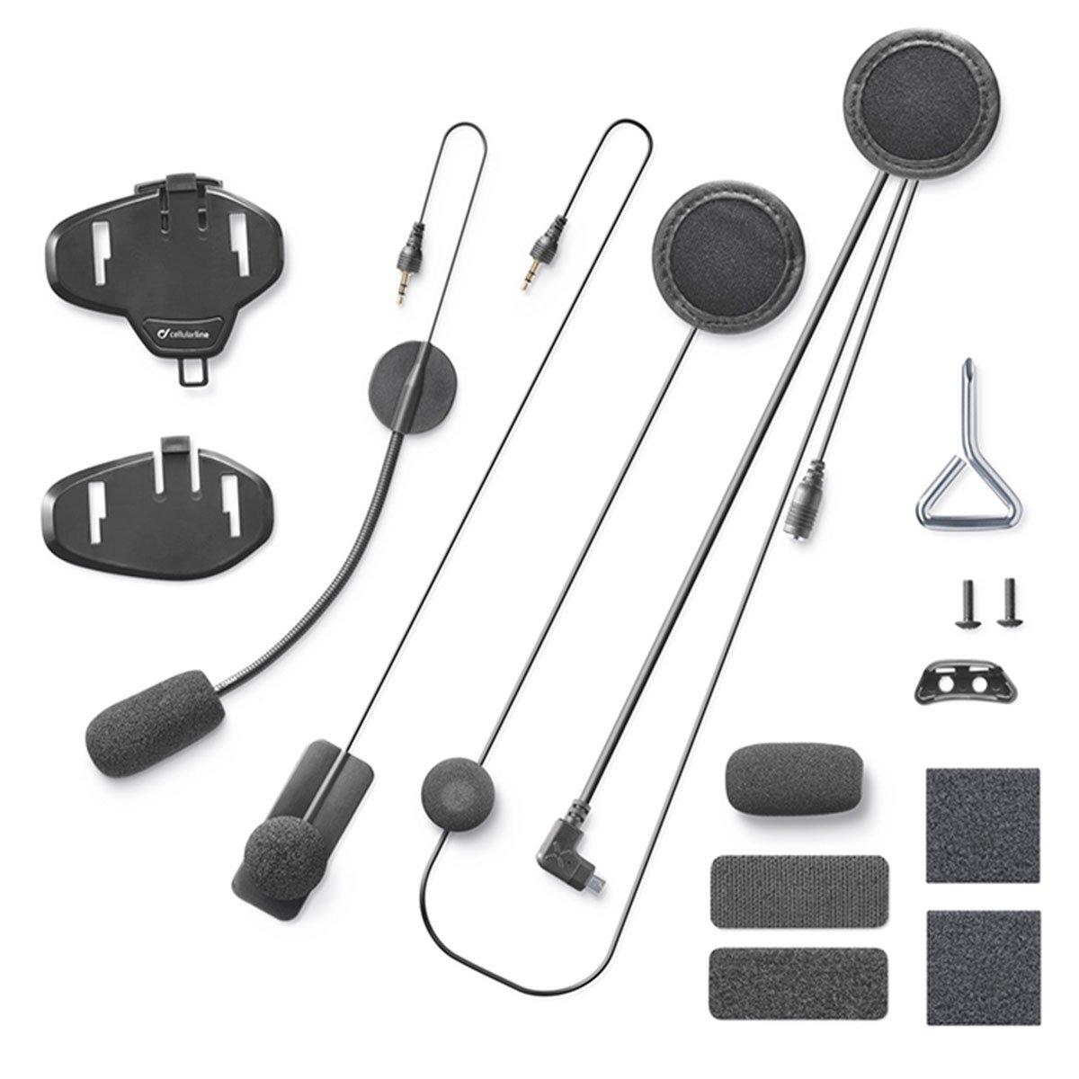 Interphone Mini usb Audio Kit For Helmet Communication System