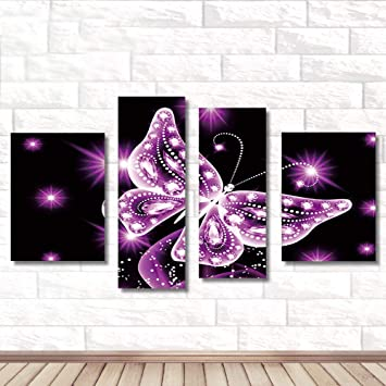 9043b8a0d7 Modaworld_Home Decoration Home Wall Room Décor 3D Sticker,Full Drill DIY 5D Diamond  Painting Embroidery